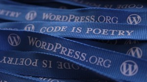 WordPress Lanyard From WordCamp