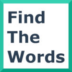 Logo for Find The Words